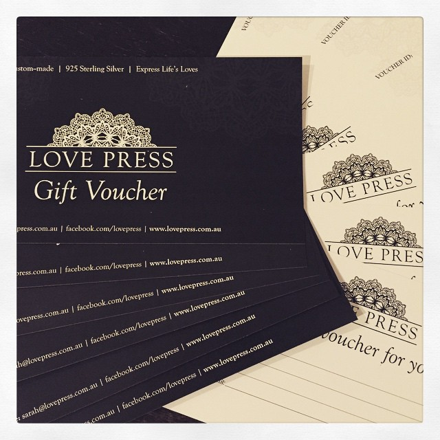 lovepress gift voucher